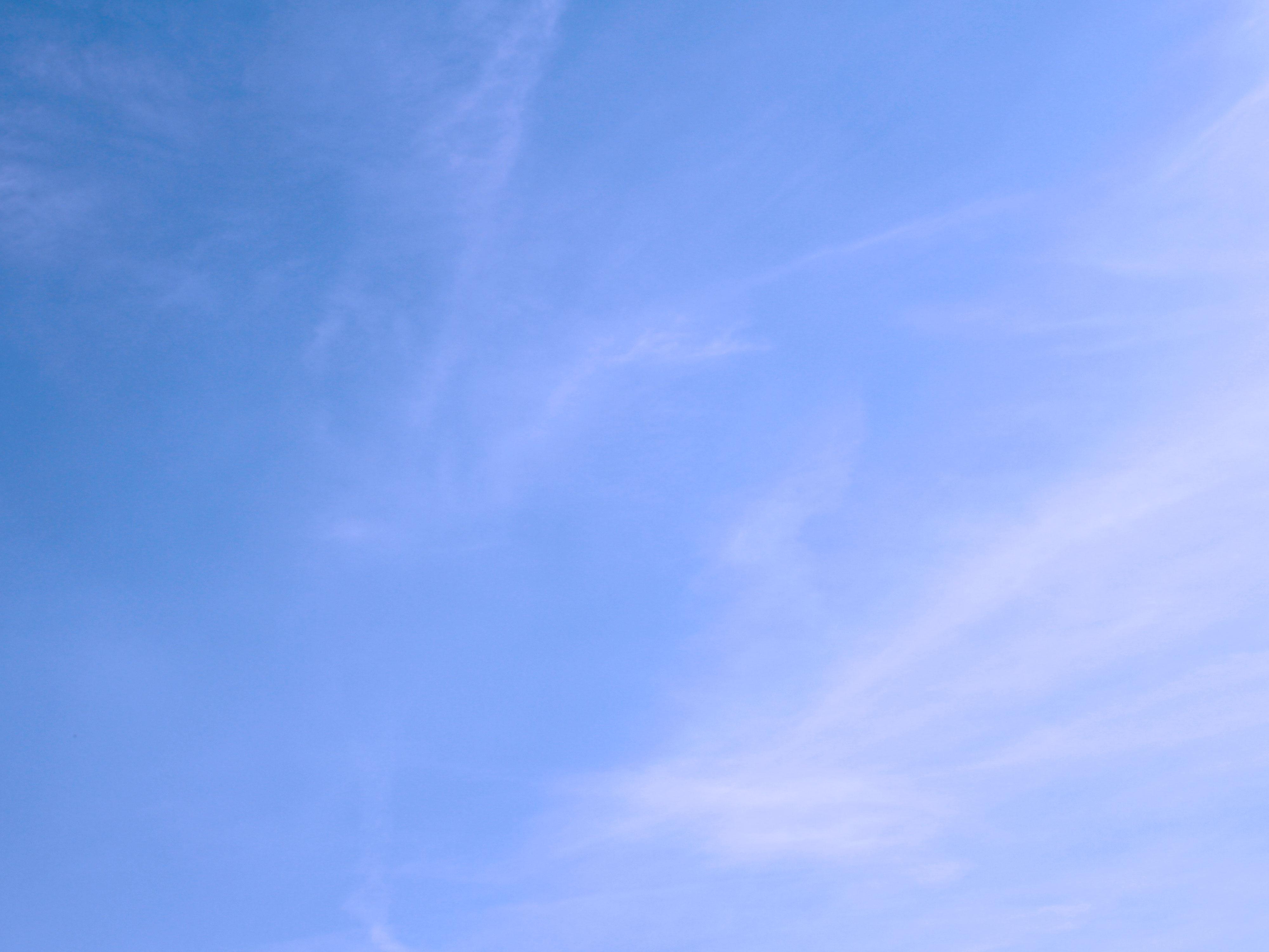 Himmel Wolken Texturen - Hintergrundbilder - kostenlos und lizenzfrei